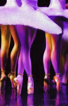 Ballerina Haze by Don Steve