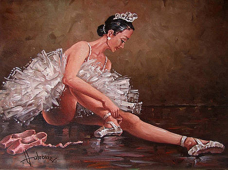 ballerina III - Natasha M. by Dusan Vukovic