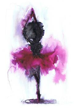 Justyna Jaszke JBJart - Ballerina