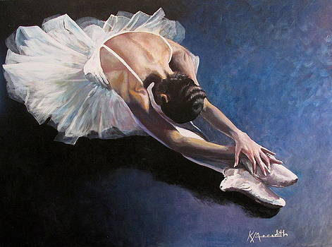 Ballerina  by Kevin Meredith