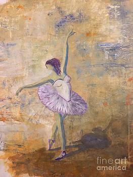 Ballerina by Sara  Maria