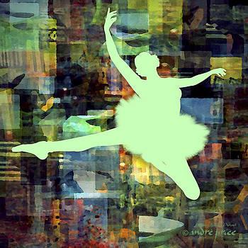 Alfred Price - Ballerina Silhouette - Ballet Move 1