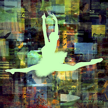 Alfred Price - Ballerina Silhouette - Ballet Move 5