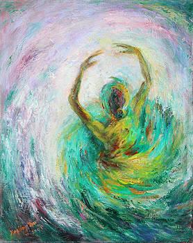 Ballerina by Xueling Zou