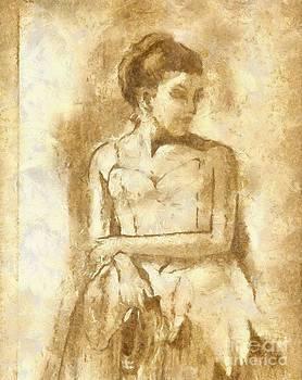Ballerina by Yanni Theodorou