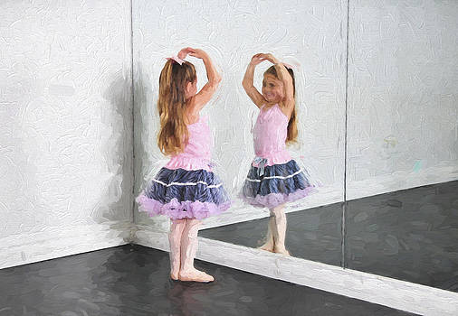 Ballet Class 1 by Tazz Anderson