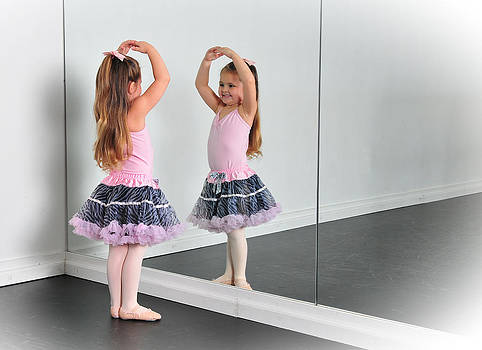 Ballet Class by Tazz Anderson