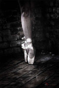Ballet Shoes by Rob Heath