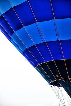 Balloon Blue by Karol Livote