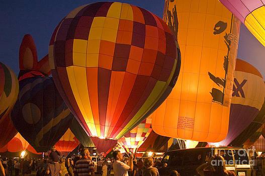 Tim Mulina - Balloon Glow 1