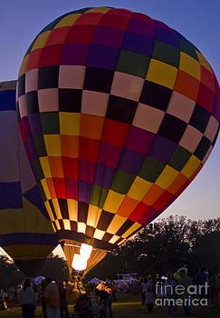 Tim Mulina - Balloon Glow 2