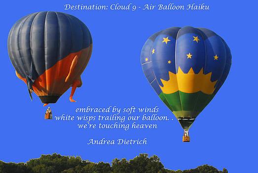 Balloon Haiku by Jim Martin