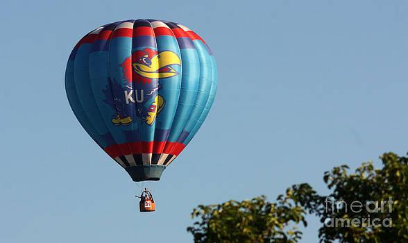 Gary Gingrich Galleries - Balloon-Jayhawk-0508-13