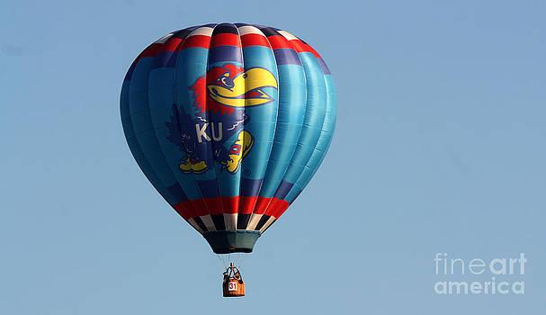 Gary Gingrich Galleries - Balloon-Jayhawk-0517-13