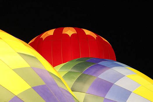 Balloon Pillows by Sharon I Williams