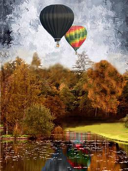 .Balloon Series  by Sid Katragadda