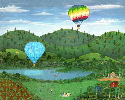 Linda Mears - Ballooning 8