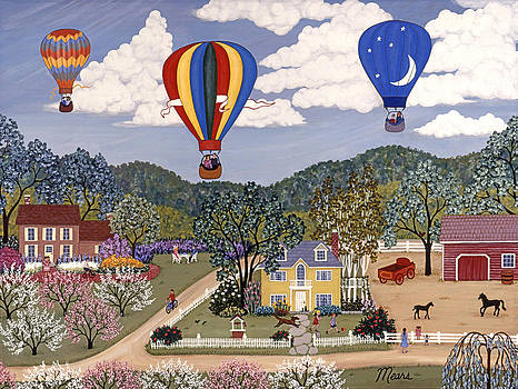 Linda Mears - Ballooning