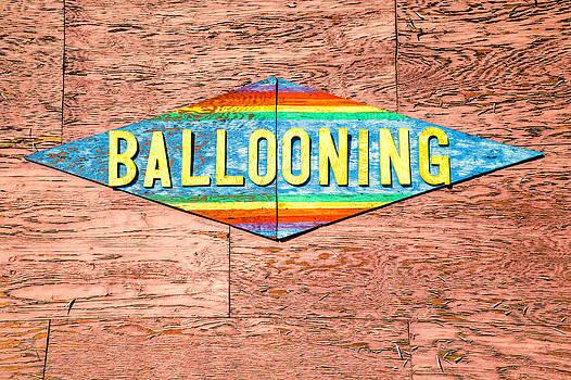Priya Ghose - Ballooning