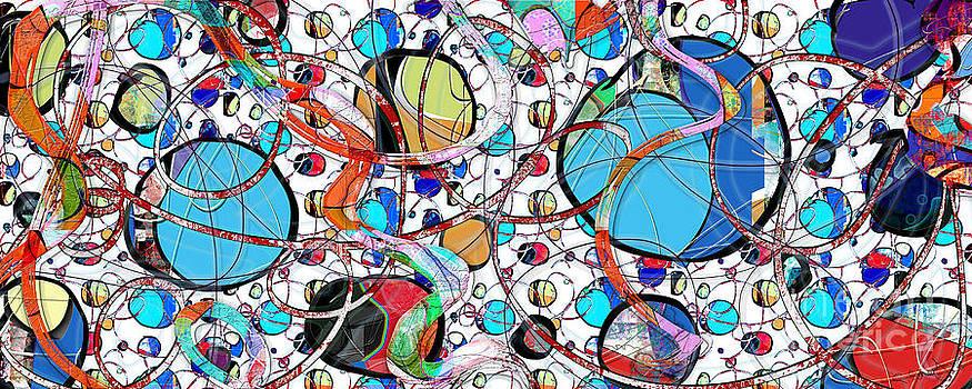 Balloons in Heaven by Gabrielle Schertz