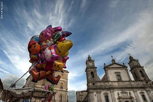 Balloons by Lillo Bonadonna