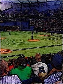 Ballpark Anew by Gina Bonelli