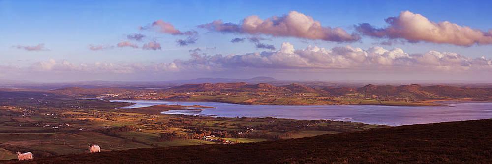 Ballysadare Bay panorama by Adrian Hendroff