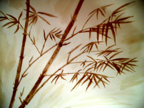 Bamboo Art by Ghee Flores