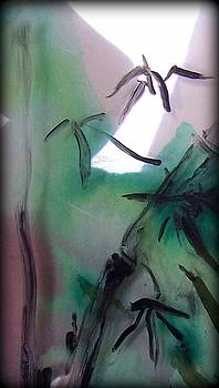 Bamboo Evening by Wendy Wiese