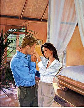 Bamboo hut romance by Gary McLaughlin