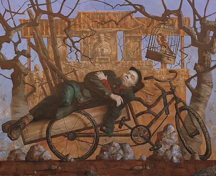 Bamboo sailsman's dream by Kartashov Andrey