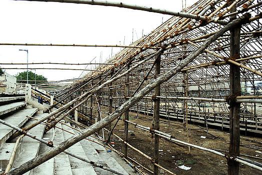 Sumit Mehndiratta - Bamboo structure 5