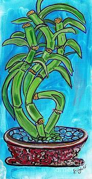 Bamboo Twist by Ecinja Art Works