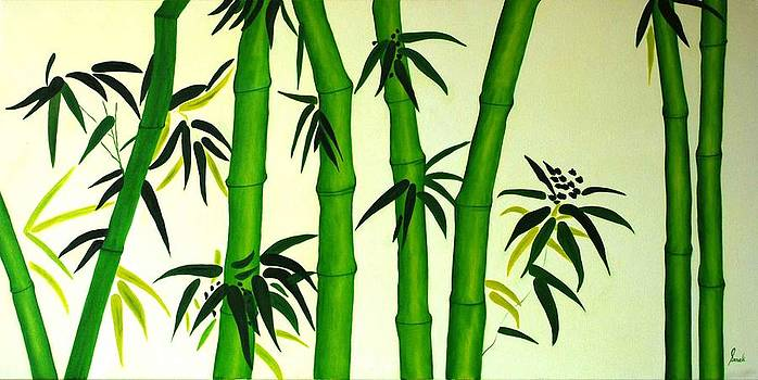 Bamboos by Sonali Kukreja