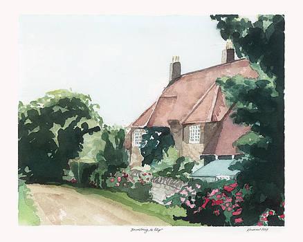 Bamburgh by Ely 20X16 by Kendra Kurth Clinton