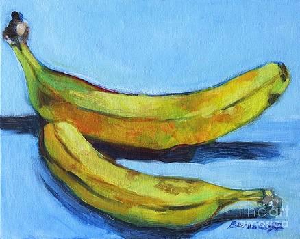 Bananas by Jan Bennicoff