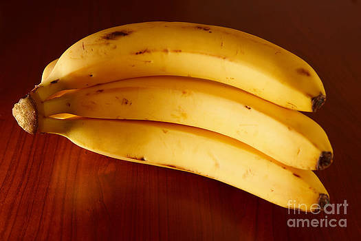 Bananas by Monika Wisniewska