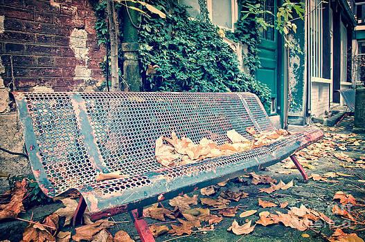 Delphimages Photo Creations - Banc public