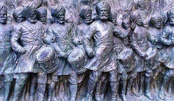 Band of Sikh by Sachin Manawaria
