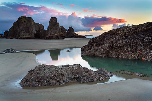 Bandon By The Sea by Robert Bynum