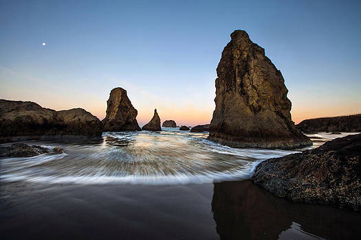 Bandon Tides by Pamela Winders
