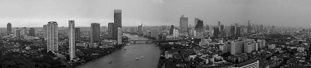 Bang Panorama by Suphakit Wongsanit