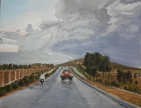 Aditi Bhatt - Bangalore Hubli Highway