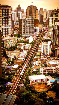 Bangkok City of Angels by Allan Rufus