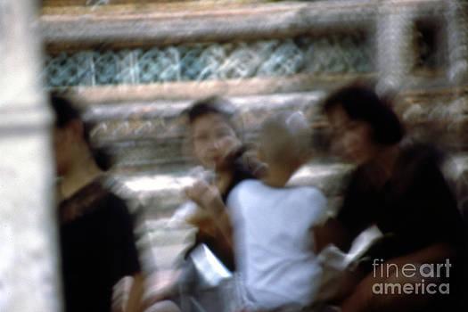 Bangkok People by Scott Shaw