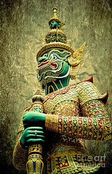 Bangkok Thailand by Jeng Suntorn niamwhan