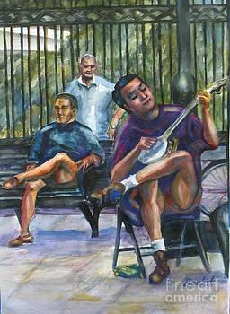 Banjo by Beverly Boulet