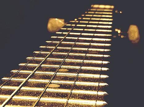Banjo Fret by  Jeff Mantz Rhodes
