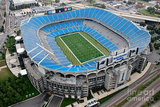 Bill Cobb - Bank of America Stadium
