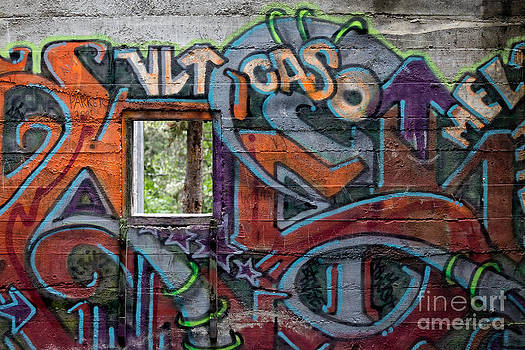 Edward Fielding - Bankshead Graffiti